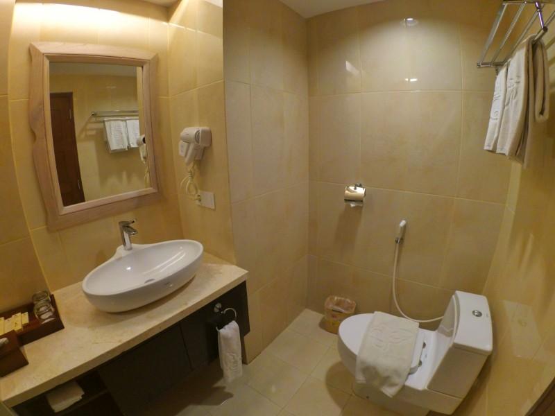 Gallery Prawirotaman Hotel Toilet