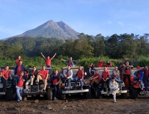Wisata Lava Tour Merapi Menarik Wisatawan di Jogjakarta