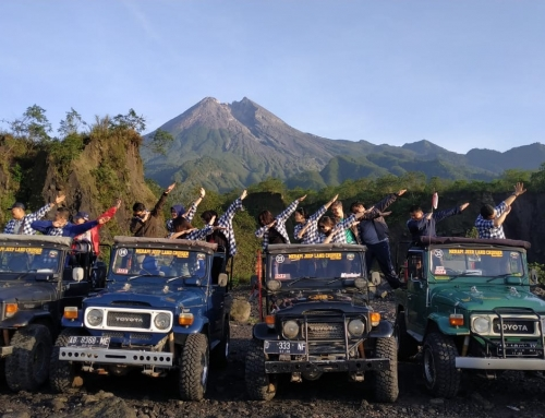 Jeep Lava Tour Merapi By Dejogja Adventure