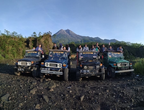 Tips Aman Wisata Lava Tour Merapi
