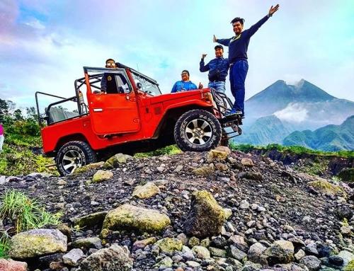 Sejarah Munculnya Wisata Jip Lava Tour Merapi