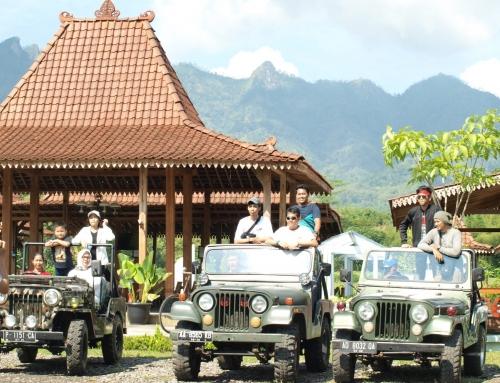 Wisata Jeep Tour Borobudur By De Jogja Adventure