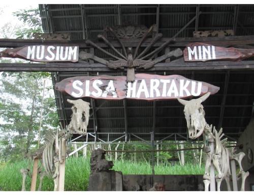 Museum Sisa Hartaku, Spot Lava Tour Saksi Bisu Erupsi Merapi