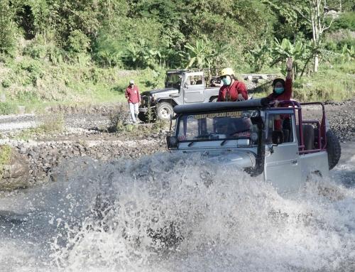 Sensasi Lava Tour Merapi, Menikmati Sisi Lain Gunung Merapi