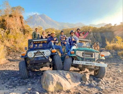 Tips Menikmati Lava Tour Merapi