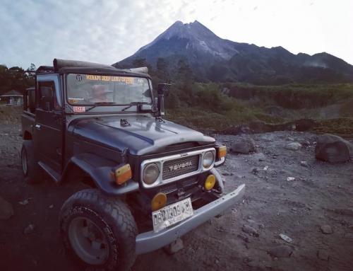 Wisata Lava Tour Merapi, Lahir Dari Bencana